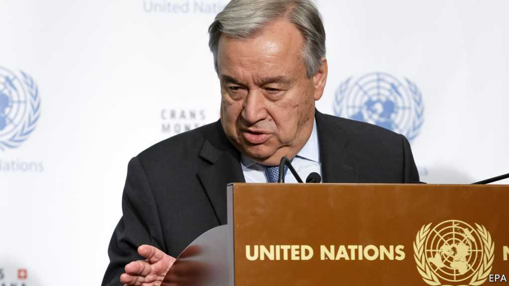 UN Moves to Revive Cyprus Talks
