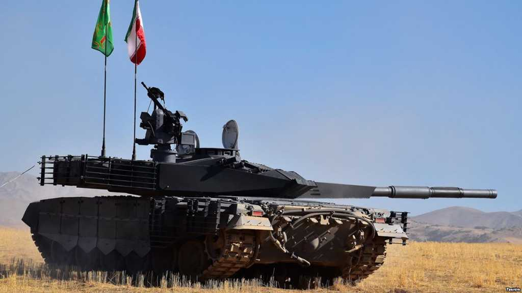 Iran to Overhaul, Manufacture up to 800 Tanks