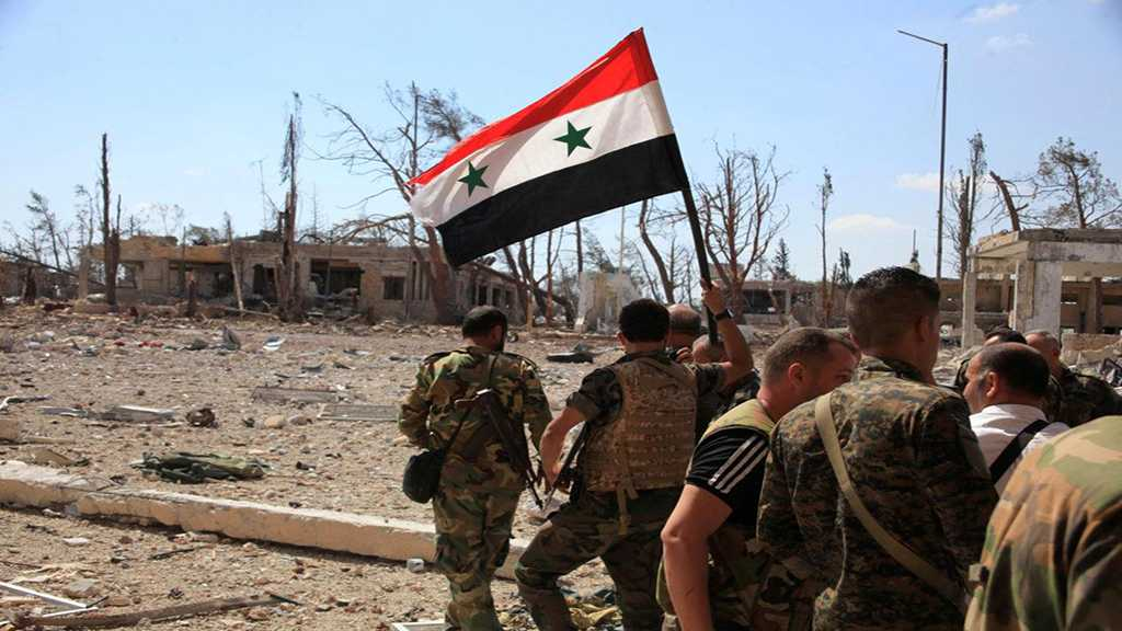 Syria Set To Recover Golan Frontier As Militants Surrender