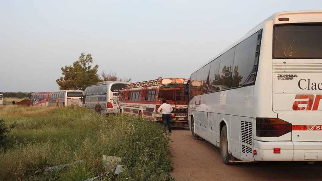 Mission Accomplished: Process of Transporting Al-Fua, Kefraya Locals to Aleppo Ends