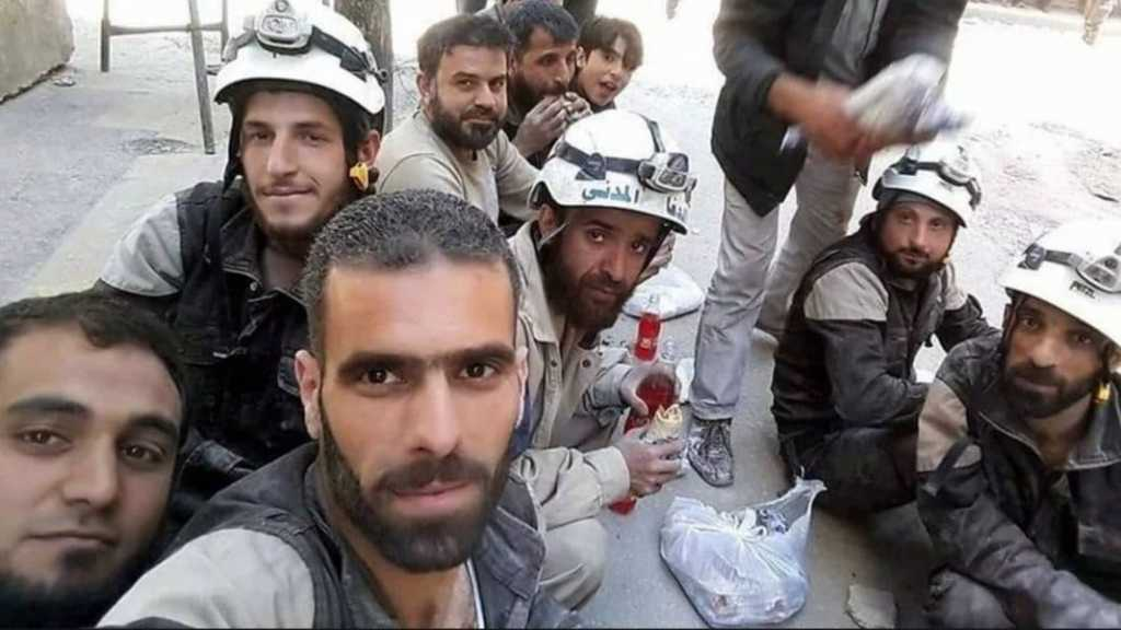 «Israel» Withdraws Hundreds of White Helmets to Jordan
