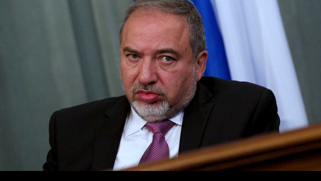 "Lieberman: ""Israel"" Not Interested in Gaza War"