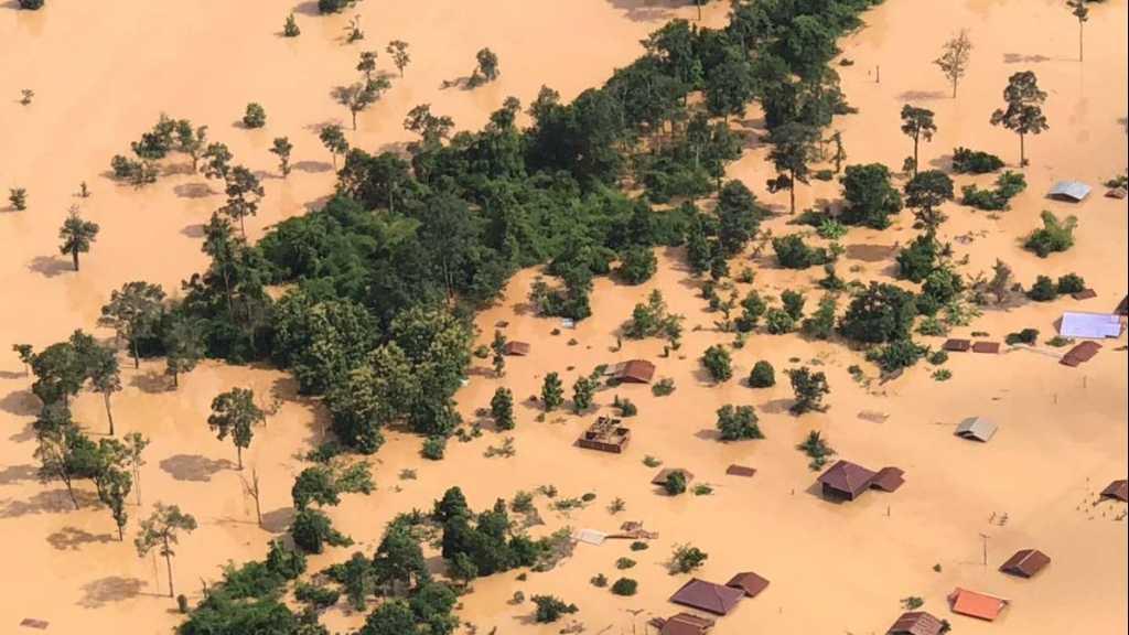 Laos Dam Collapse: Over 40 Dead, 200 Missing