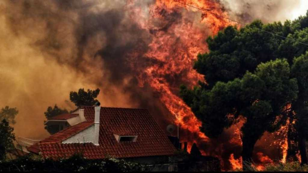 Greece Wildfires: Rescuers Scour Scorched Towns after Fire Kill at Least 74