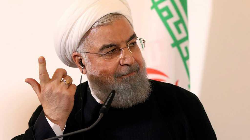 Rouhani: Trump's «Empty Threats» Not Worth a Response