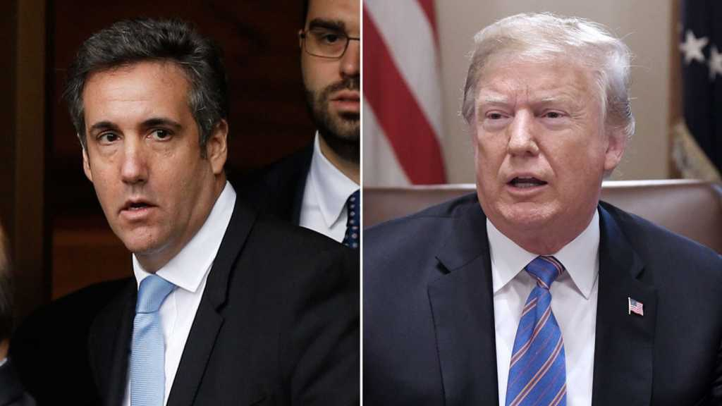 Cohen: Trump Knew about Trump Tower Meeting with Russians