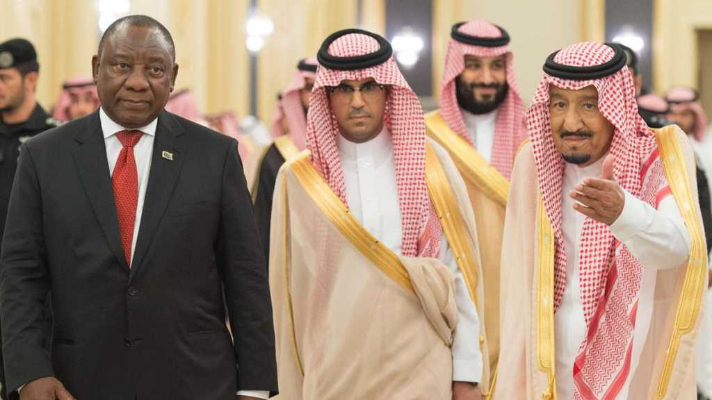 MEE: South Africa's Deadly Involvement in Saudi War on Yemen