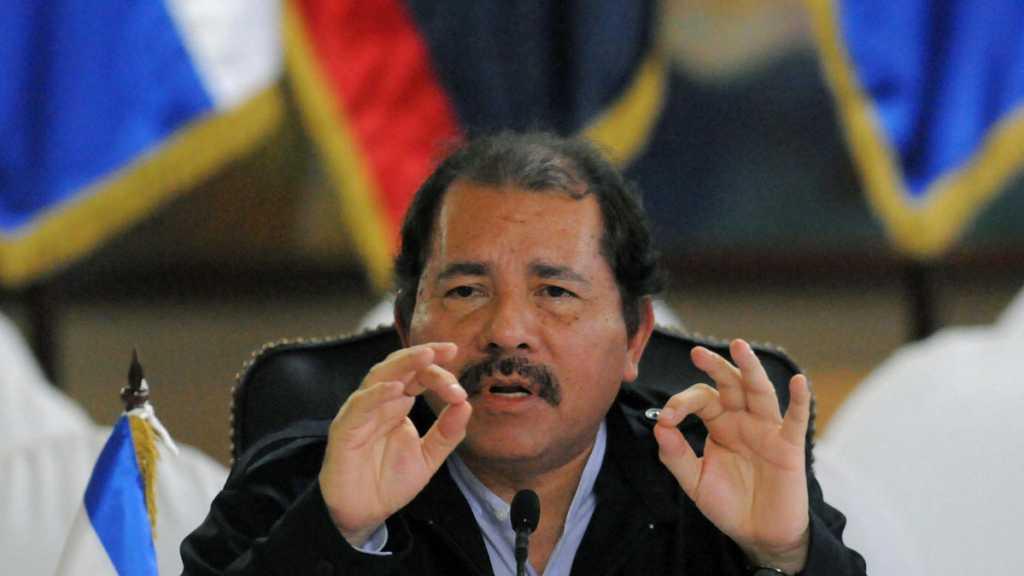 Ortega Slams US for Financing Violence, Destabilizing Nicaragua