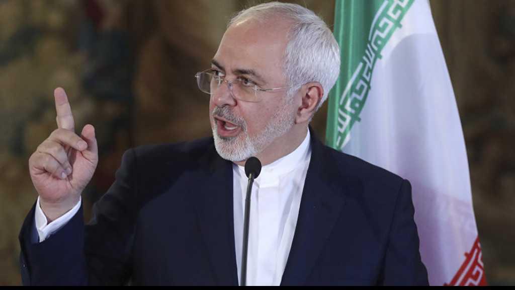 Zarif: US Blamed for Leaving Nuclear Deal