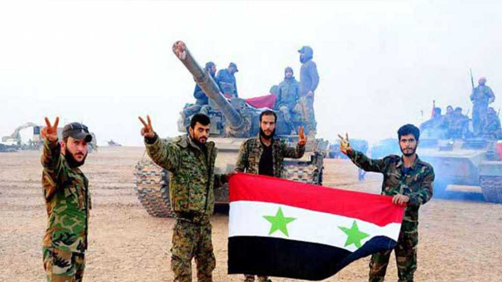 Yarmouk Basin back into the Syrian Army's Control