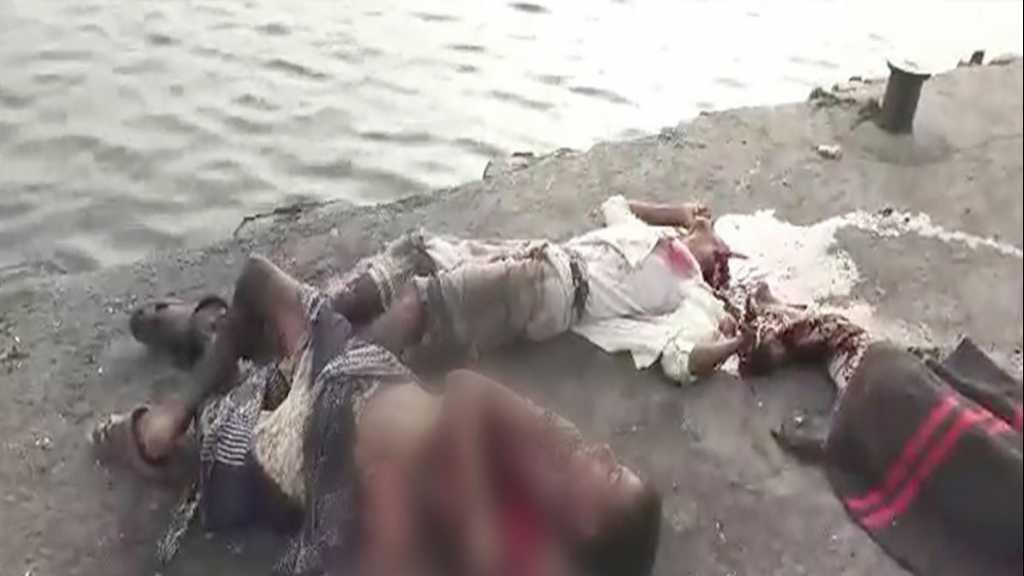 At least 55 Yemenis Martyred in Saudi Strikes on Hodeidah's Hospital, Harbor