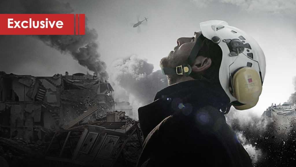 And the Oscar Goes to… The White Helmets!