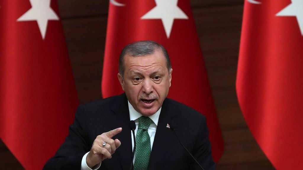 Turkey to Freeze Assets of 2 US Officials in Retaliation