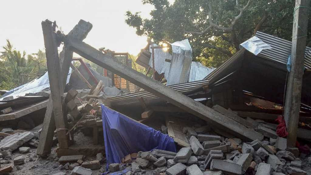 Lombok Earthquake: At least 91 Dead