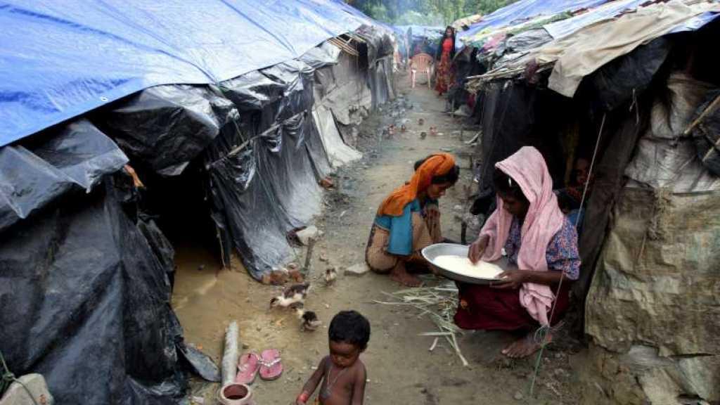 HRW Urges Bangladesh to Improve Rohingya Conditions