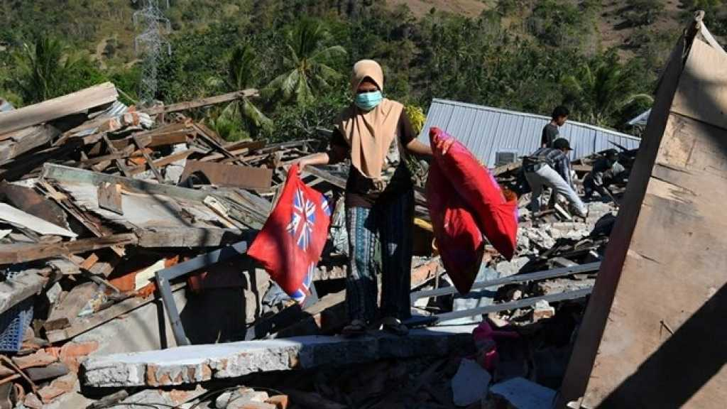 Indonesia Quake Deaths Top 130