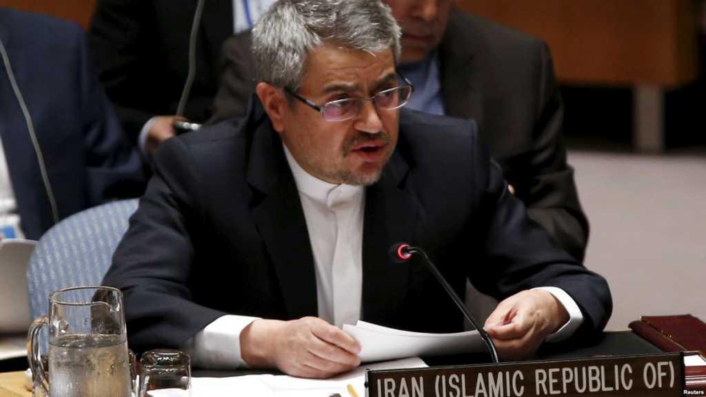 Iran Amb.: Trump's Sanctions Violate UNSC Resolution