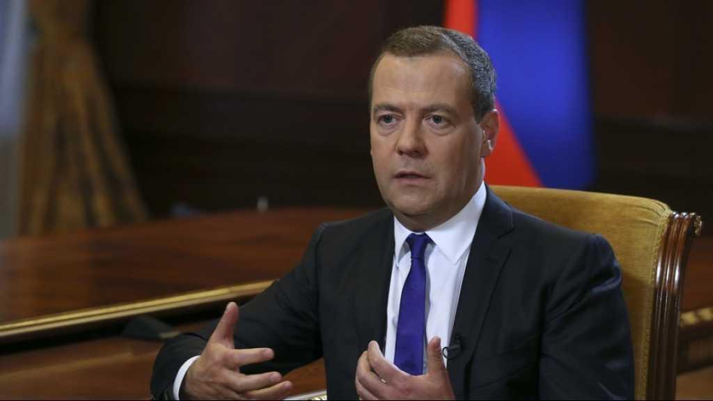Medvedev: US Sanctions an Open Declaration of Economic War