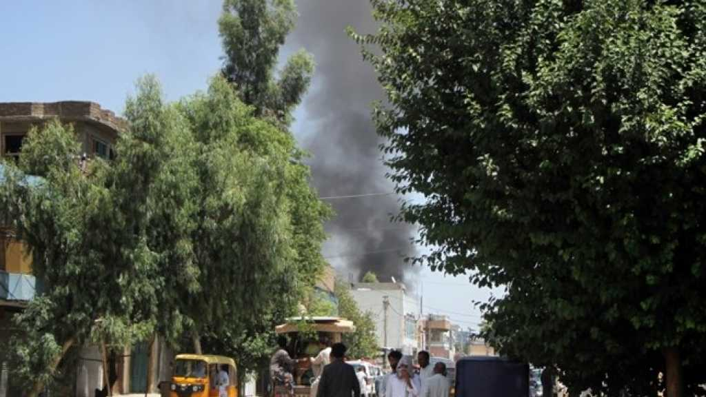 Taliban Attacks Ghazni, US Launches Airstrikes