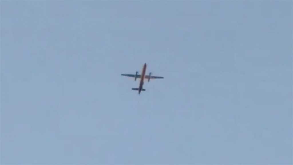 Stolen Seattle Passenger Plane Crashes into Sea