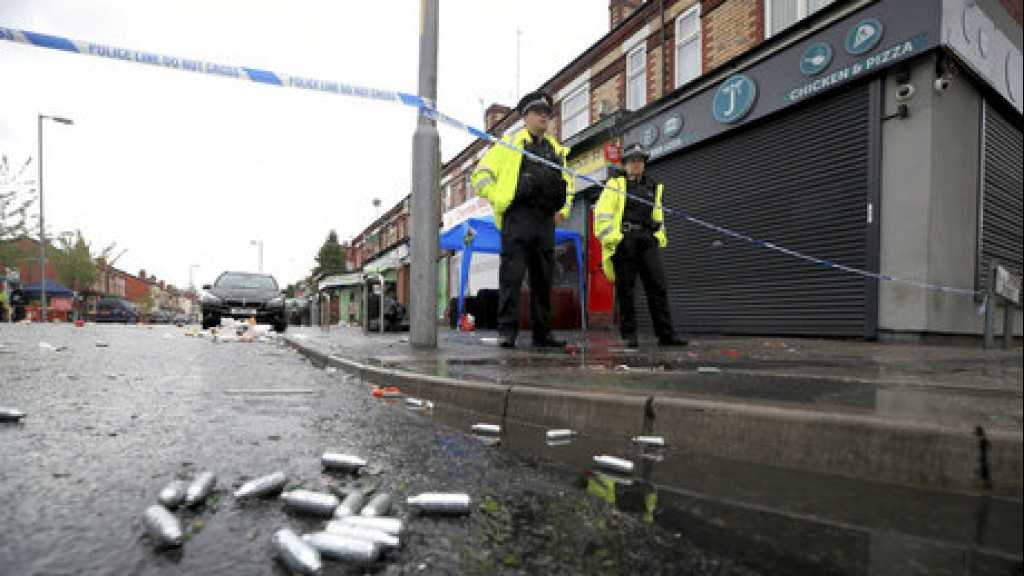 UK's Shooting: 10 People Hurt in Manchester