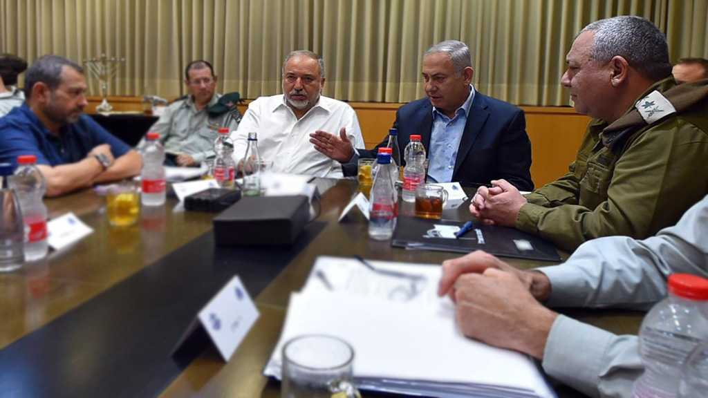 Lieberman: Next Round of Fighting With Hamas Not Question of «If» But «When»