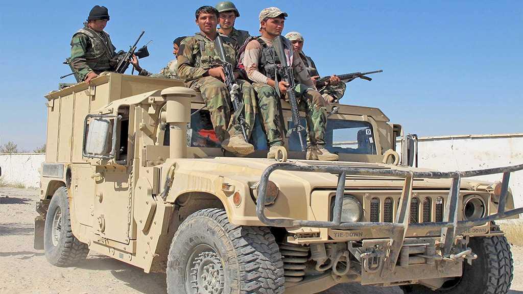 Afghan President Visits Key City, Week after Taliban Raid