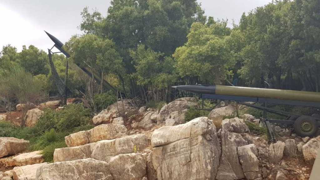 "Hezbollah Unveils ""Khaibar-1"" Missile, Sayyed Safiyyeddine:: No Limit to Our Aimed Power"