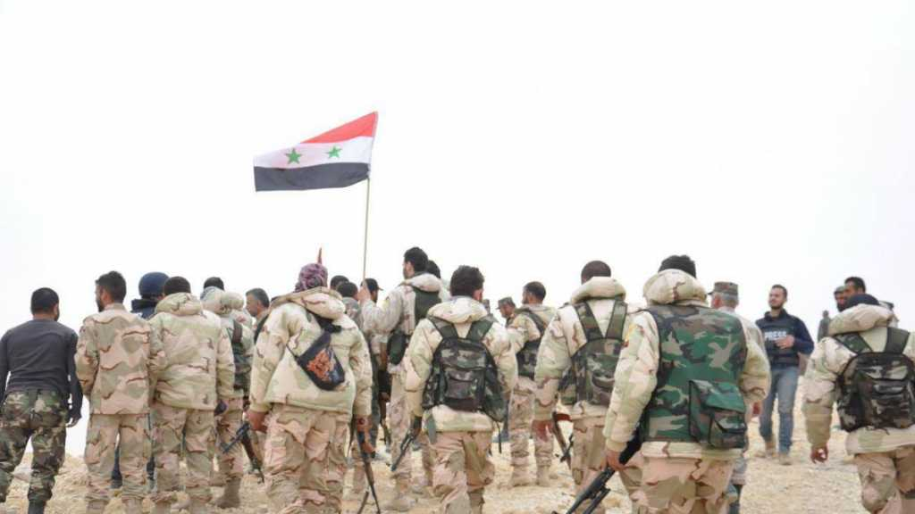 Britain Stops Funding Syrian Opposition: Syrian Army Won