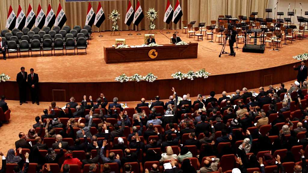 Iraqi Parliament to Meet, Paving War for New Gov't