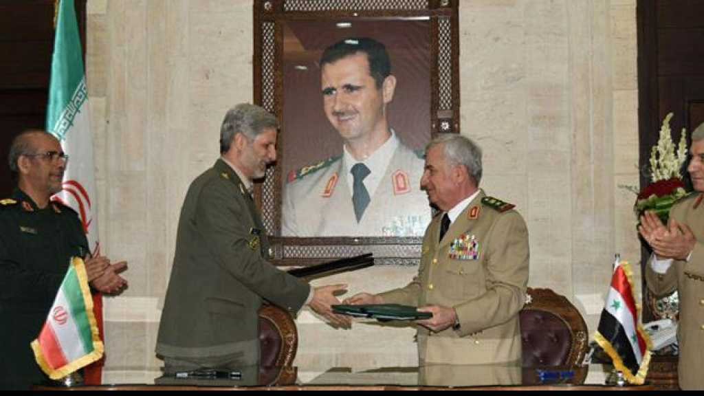 Iranian Military Advisors will Continue Presence in Syria
