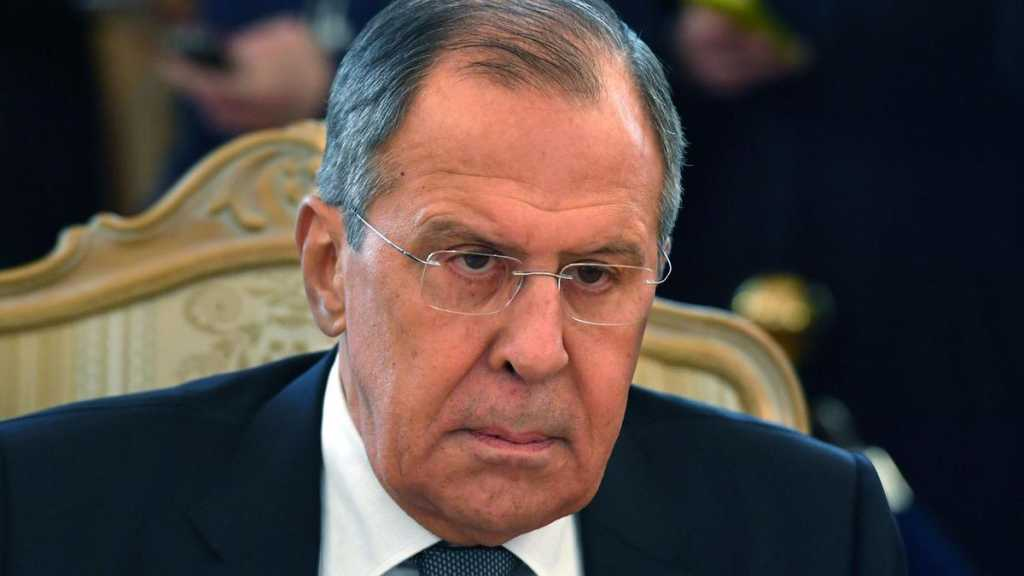 Lavrov to US: Do not to 'Play with Fire' in Syria