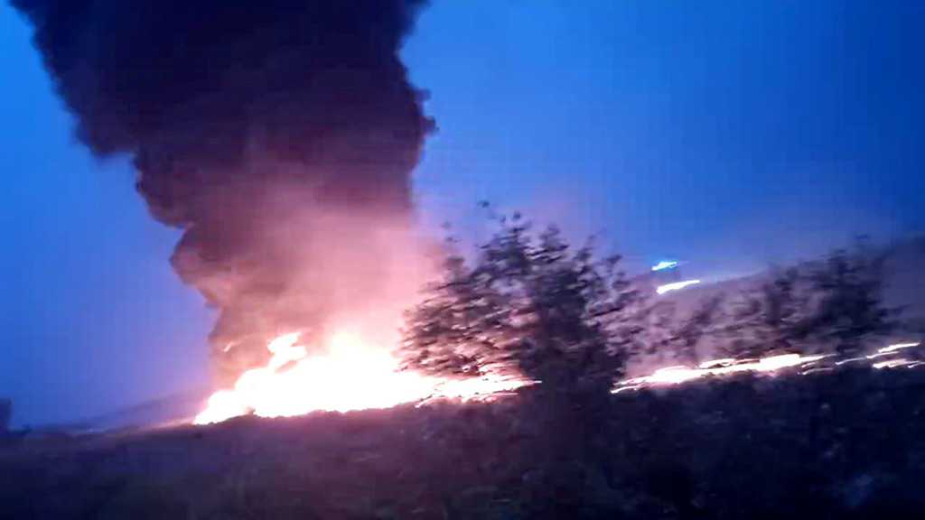 Russia Passenger Plane Catches Fire in Sochi, Injures 18
