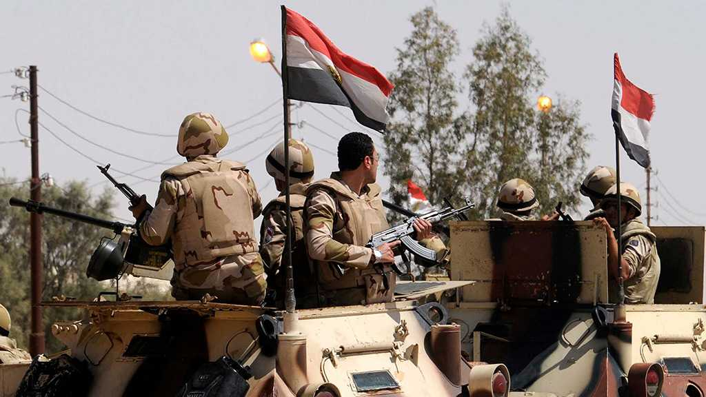 Egypt Security Forces Kill 11 Suspected Terrorists in Sinai