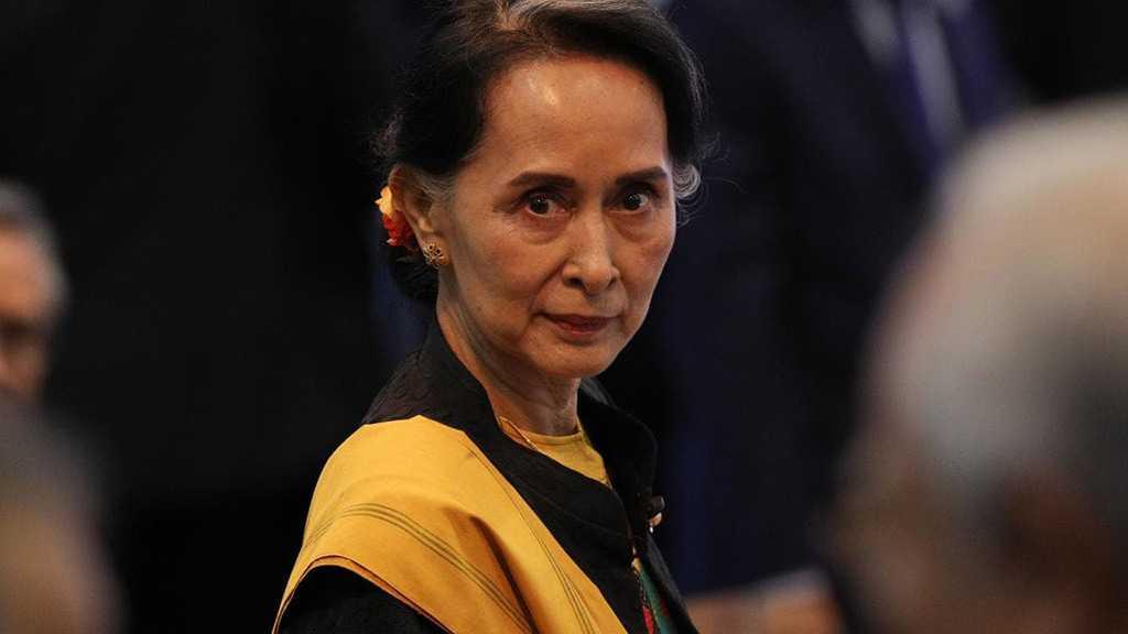 Myanmar's Leader Suu Kyi Attempts to Downplay Genocide
