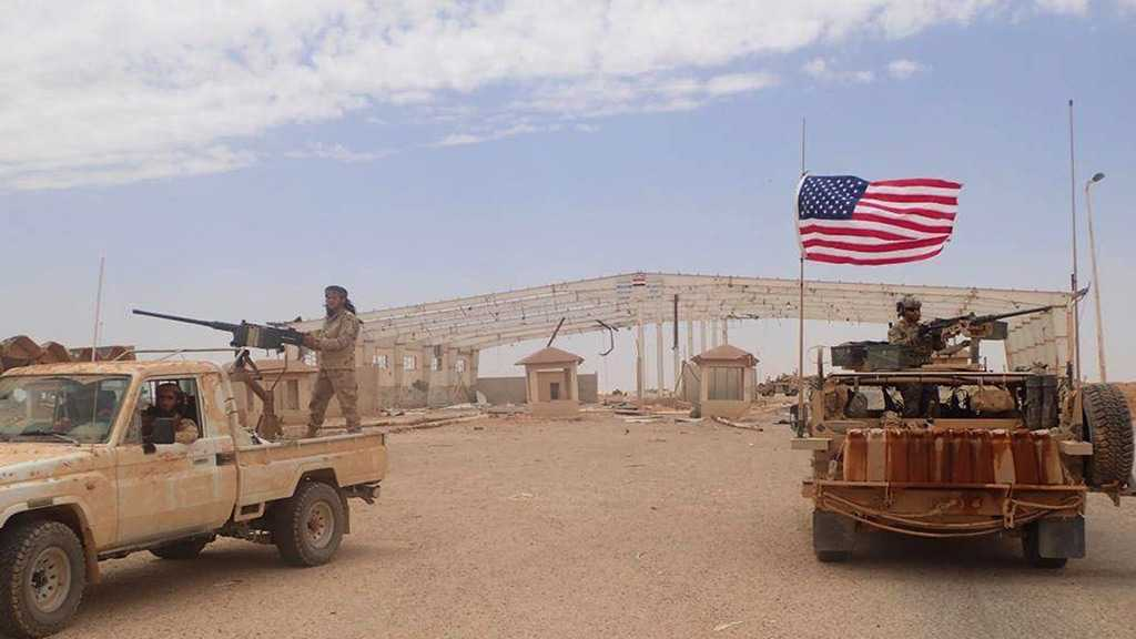 US Marines Hold 8 Days of Drills with Syria Militants in Tanf
