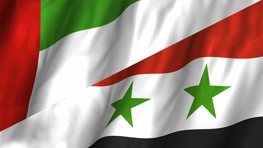 UAE to Resume Relations with Syria