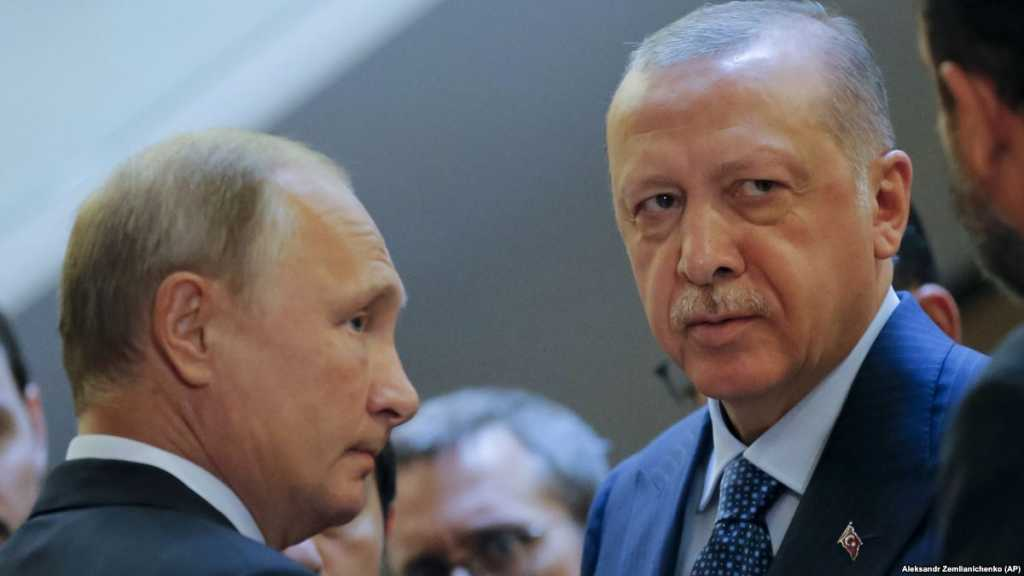 Putin & Erdogan Meeting: Demilitarized Zone in Idlib