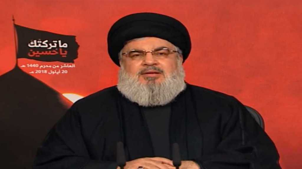 "Sayyed Nasrallah Warns ""Israel"" of Unexpected Results in Any Coming War: Hezbollah Got Precise Advanced Missiles"