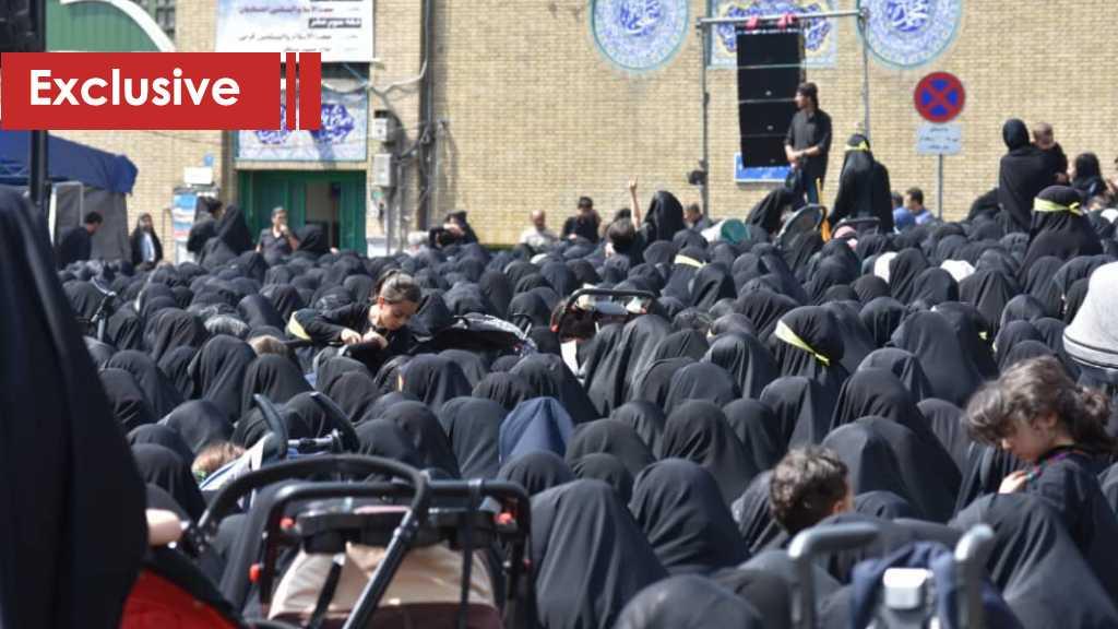 Millions of Iranians Mourn Imam Hussein on Ashura