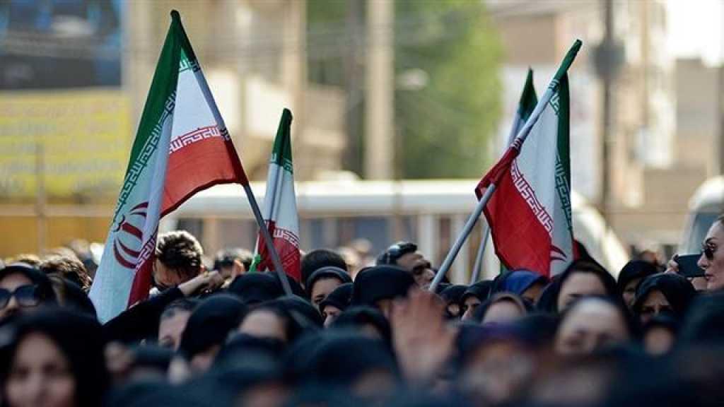 Iranians Bid Farewell to Ahvaz Martyrs