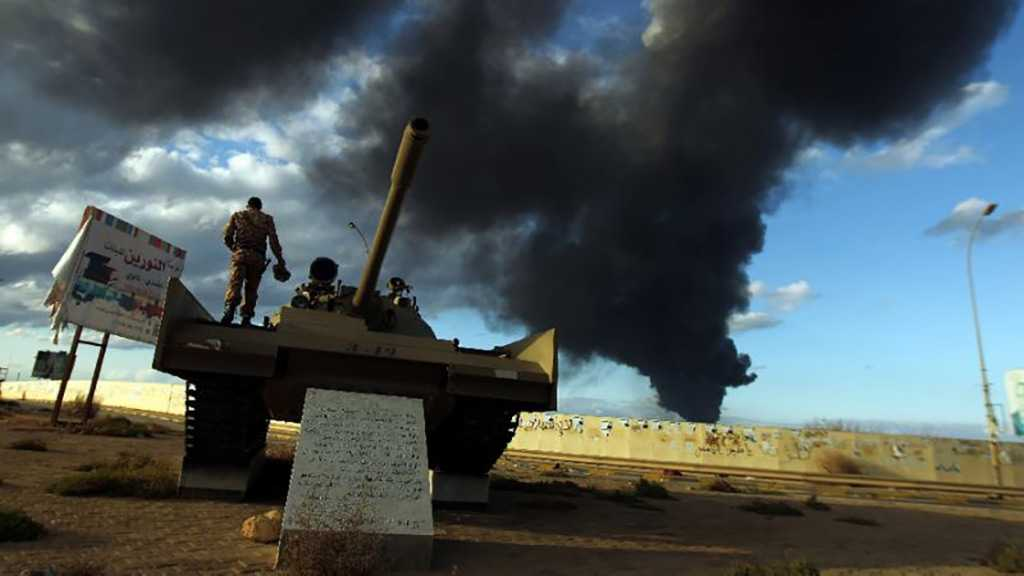 Thousands Displaced by Renewed Fighting in Libyan Capital