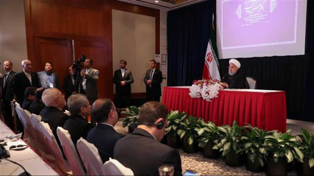 Rouhani: US Isolated in Face of Iran's Deal Global Support