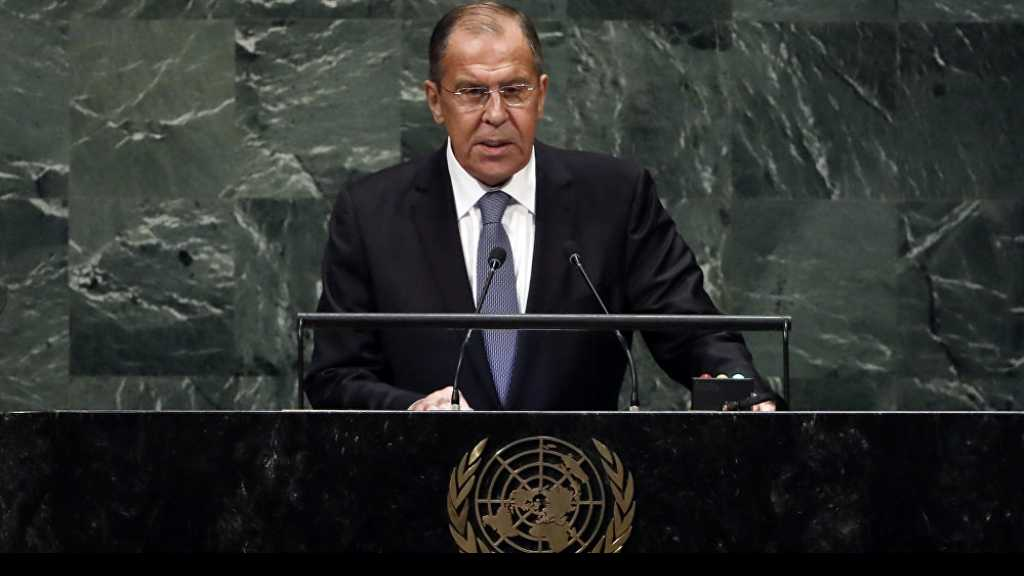Lavrov Warns against New Chemical Weapon Provocations in Syria, Rails against Western Blackmail