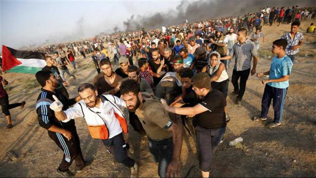 Great March of Return: 7 Palestinians Martyred, over 500 Injured