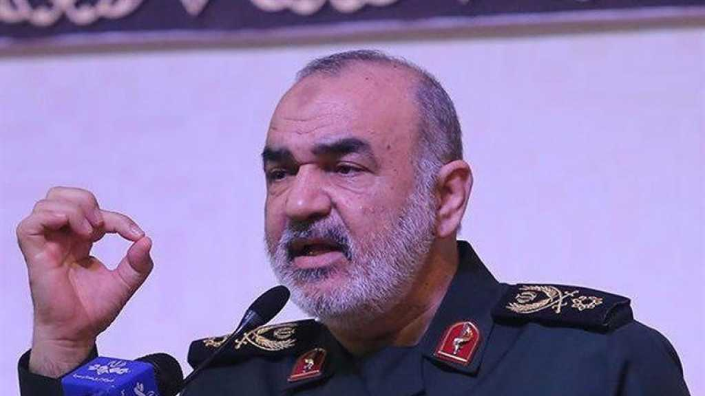 IRGC Commander Warns Saudi Arabia, UAE against Crossing Red Lines