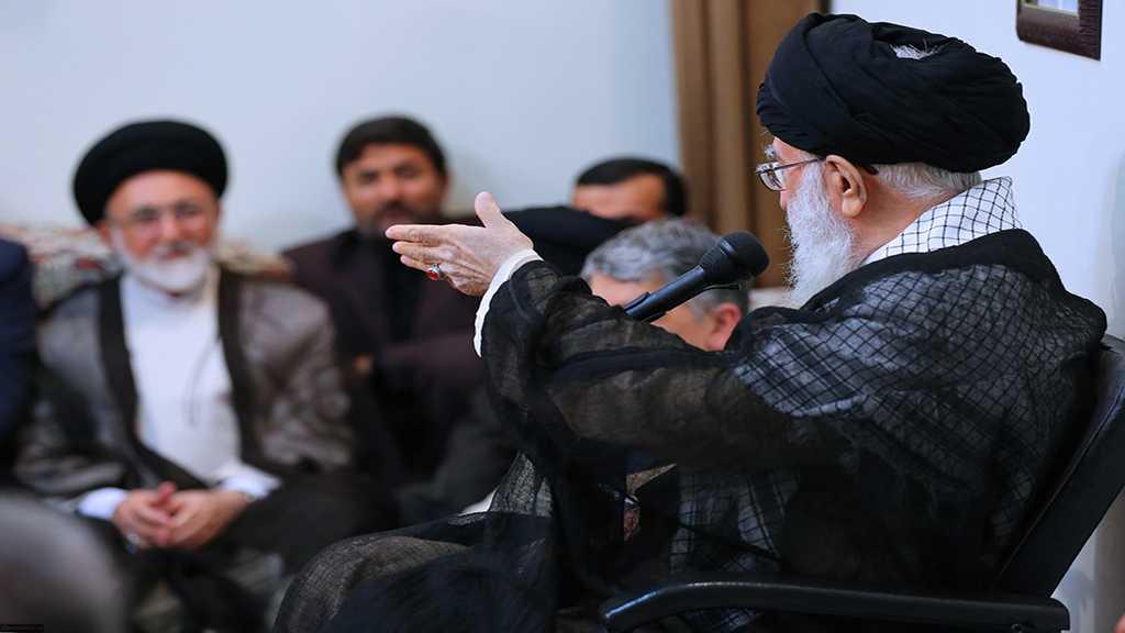 Imam Khamenei: Destruction of Islamic Monuments in Mecca and Medina Must Be Stopped Immediately