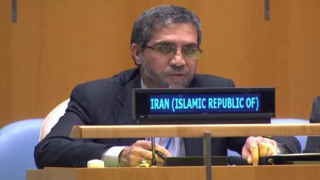 In Arabic, Iranian Representative to UN Quotes Clinton: Saudi Arabia Top Terrorist Donor