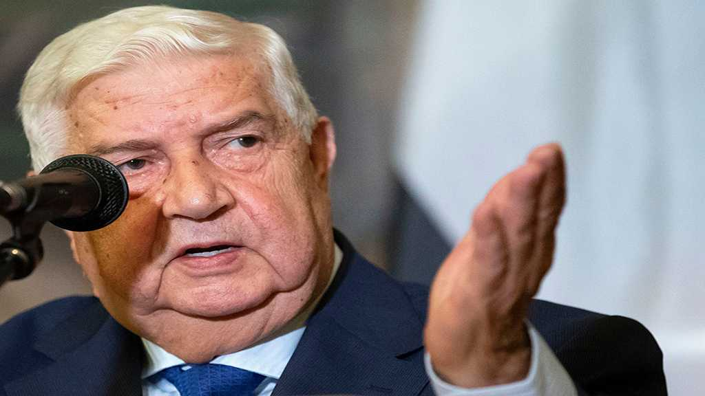 Al-Moallem Reaffirms Syria's Priority to Liberate Idlib Completely
