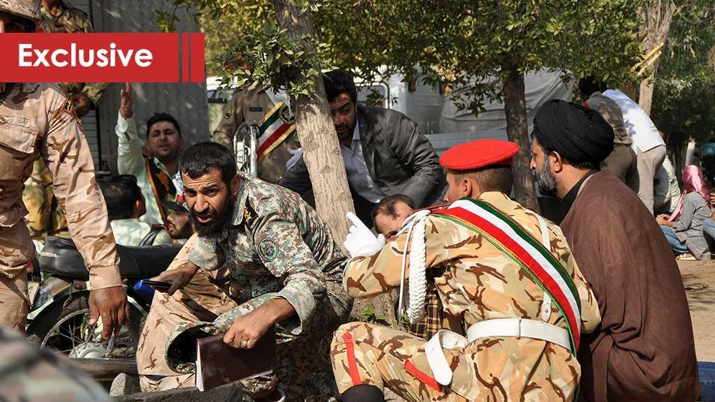 Iran Unwavering On Eliminating Regional Terrorism